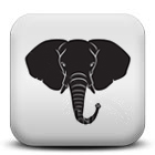 An elephant icon symbolizing our commitment to being accountable.